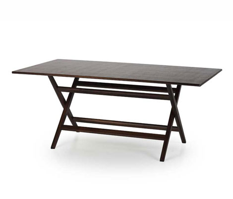 "Rosewood table ""Poney"""
