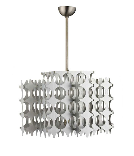"""Cynthia"" ceiling lamp by Wannenes Art Auctions"