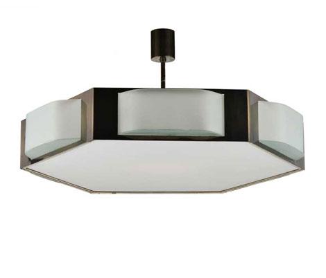 Ceiling lamp, mod n° 2166