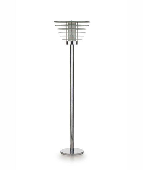 Floor lamp, mod. T0024