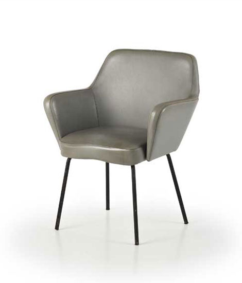 """Wannenes Art Auctions-""""Airone"""" Armchair, from Centro Gallini"""
