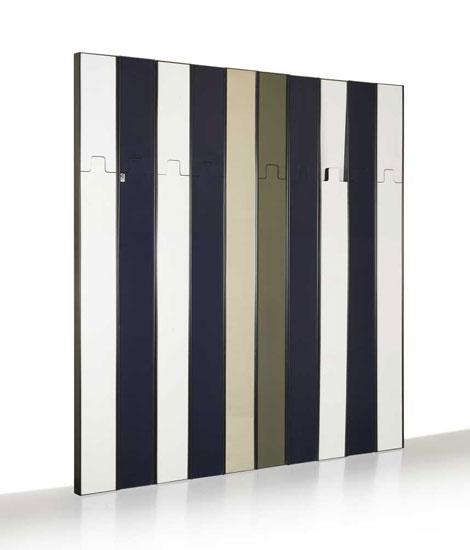 Modular wardrobe, ten elements