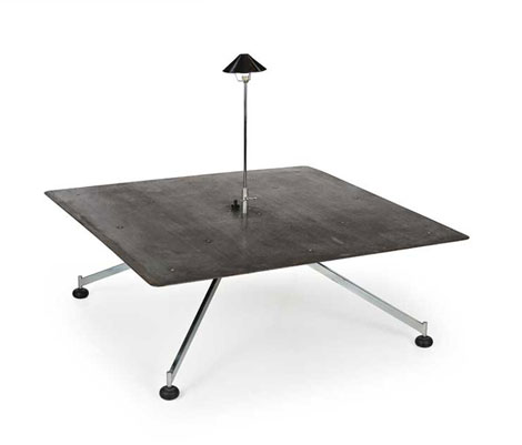 "Metal low table ""Apocalypse Now"""