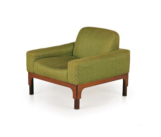 Wannenes Art Auctions-Teak wood living room, 'Romantica' series
