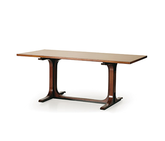 'SP' rosewood table