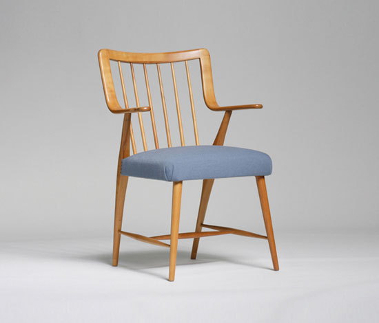 1058 Armchair (Prototype) by Wilkhahn Design Archiv