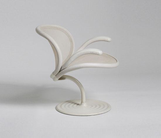 183/2 O-Linie Armchair di Wilkhahn Design Archiv