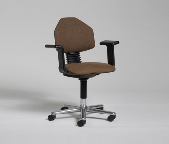 236/8 Chair di Wilkhahn Design Archiv