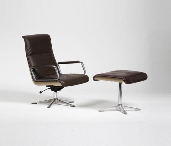 281/3 Stool by Wilkhahn Design Archiv