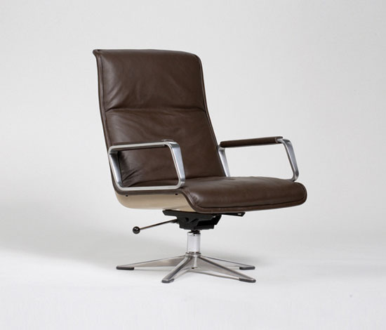 284/6 Armchair by Wilkhahn Design Archiv
