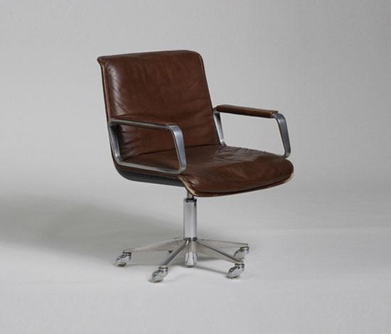 296/6 Armchair by Wilkhahn Design Archiv