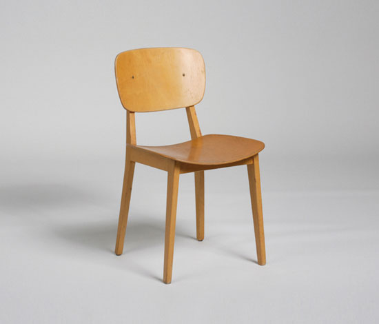 Wilkhahn Design Archiv-345A Chair