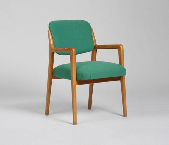 Wilkhahn Design Archiv-350B Armchair