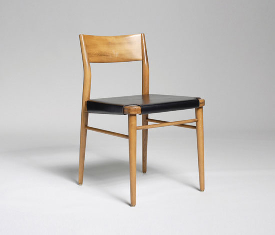 351/3 Chair di Wilkhahn Design Archiv