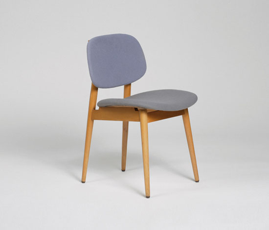 353A Chair di Wilkhahn Design Archiv