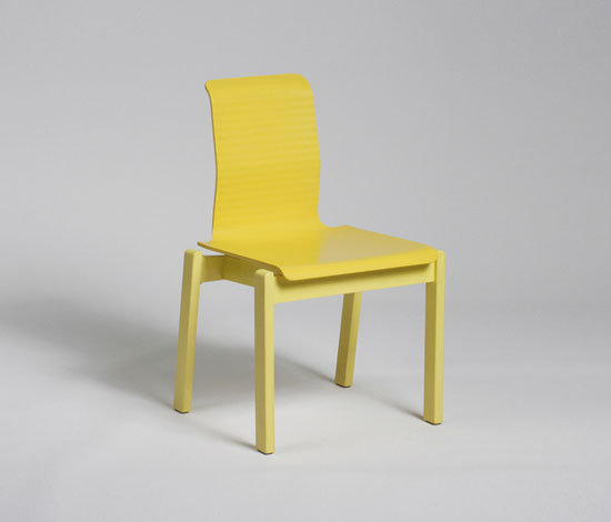 363/1 Pelerine Chair by Wilkhahn Design Archiv