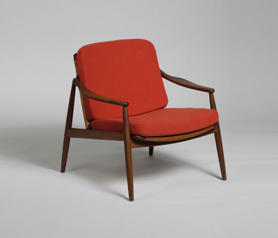 402 Armchair de Wilkhahn Design Archiv