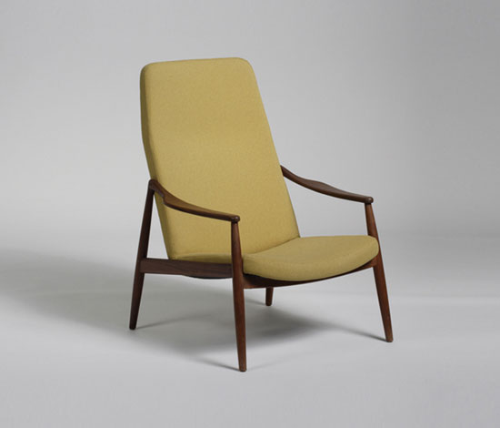 Wilkhahn Design Archiv-404 Armchair