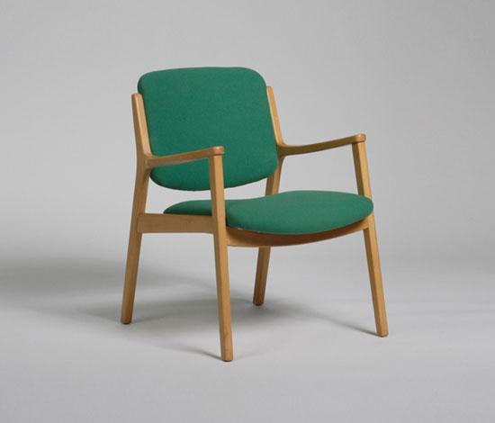 Wilkhahn Design Archiv-407 Armchair