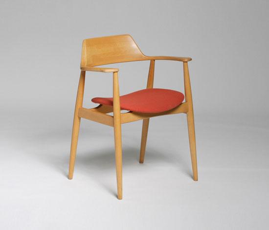 Wilkhahn Design Archiv-411 Chair