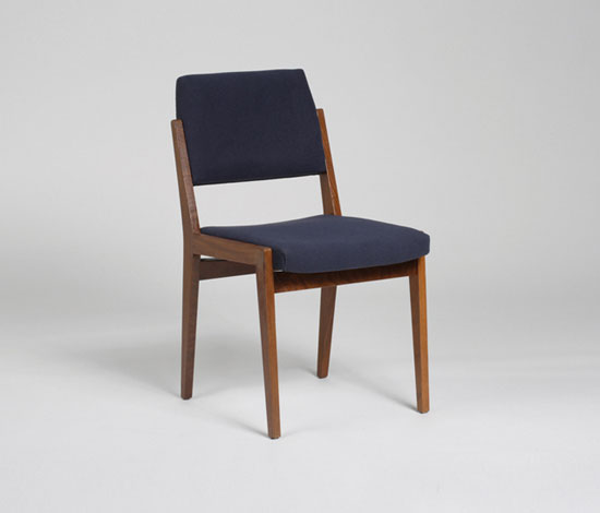 484A Chair de Wilkhahn Design Archiv
