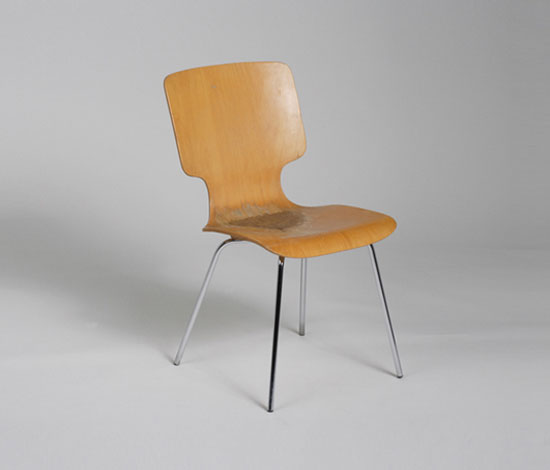 606/1 Chair by Wilkhahn Design Archiv