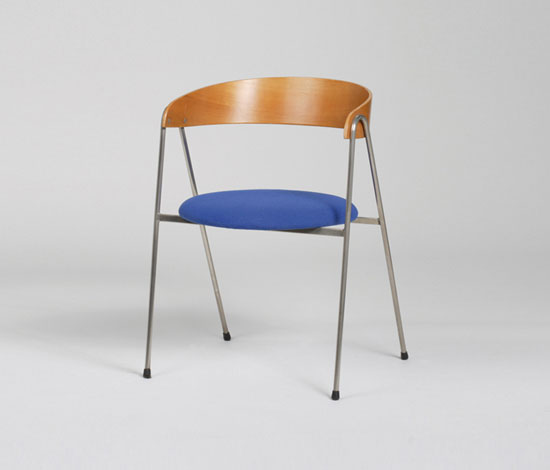 Wilkhahn Design Archiv-702/2 Armchair