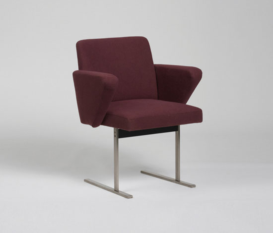 703/0 Flexer Armchair by Wilkhahn Design Archiv