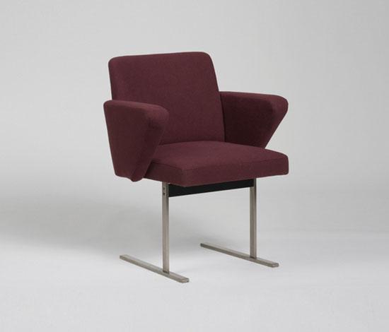 Wilkhahn Design Archiv-703/0 Flexer Armchair