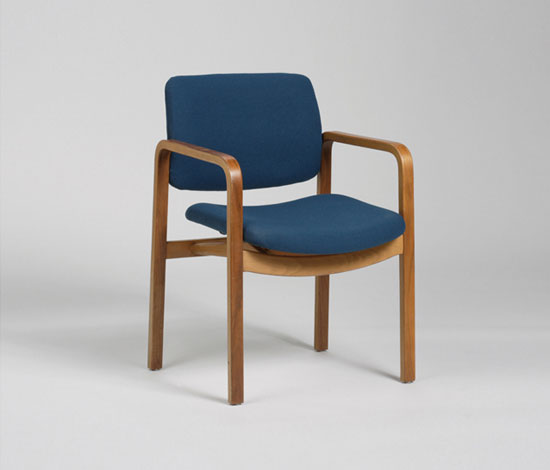 704/0 Armchair de Wilkhahn Design Archiv