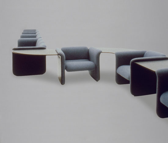 840 Upholstery program by Wilkhahn Design Archiv