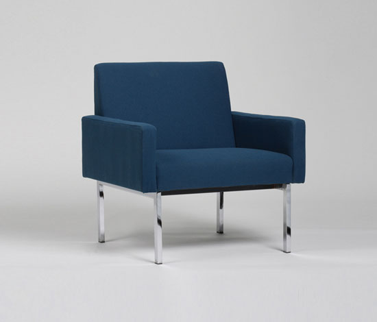 880/2 Armchair by Wilkhahn Design Archiv