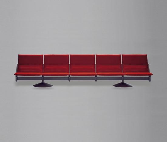 Basis seating system by Wilkhahn Design Archiv