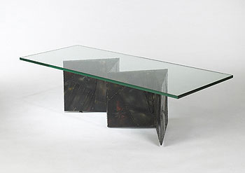 Open Angle table, model PE-11