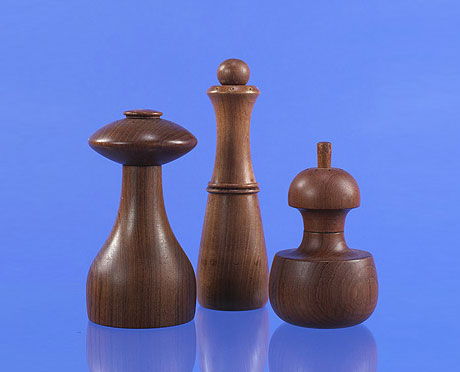 Peppermill collection by Wright