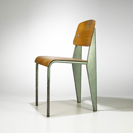 Standard chair by Wright