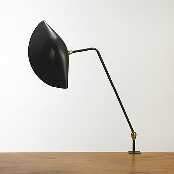 Agrafee lamp by Wright