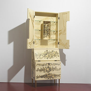 Secretaire by Wright