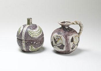 Vase/lidded box