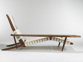 Long Chair by Wright