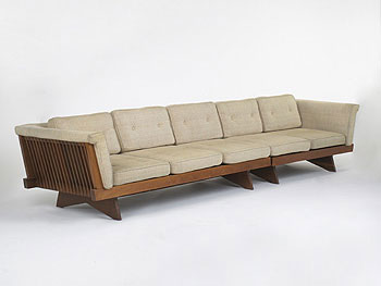 Spindle Sofa, model 250