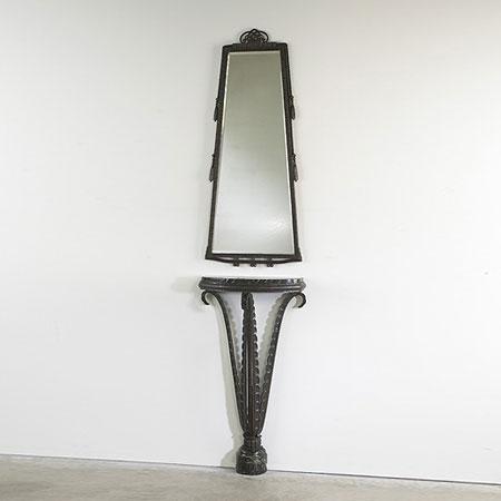 Mirror / console