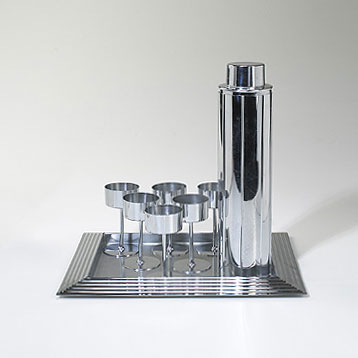 Manhattan cocktail set