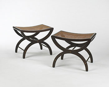 Wright-Benches model 5006, pair