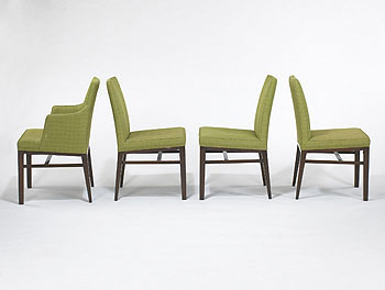 Wright-Dining chairs, set of eight