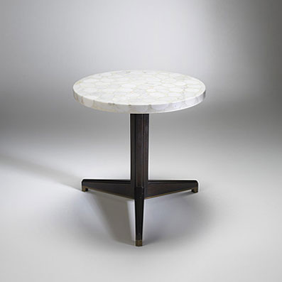 Side table by Wright