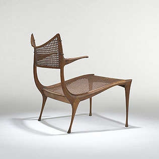 Gazelle lounge chair, model 30W (prototy