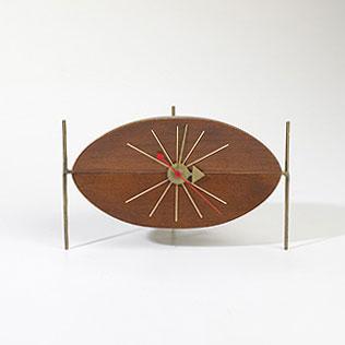 Watermelon table clock, model 2219
