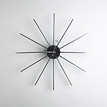 Wall clock, model 2227 by Wright