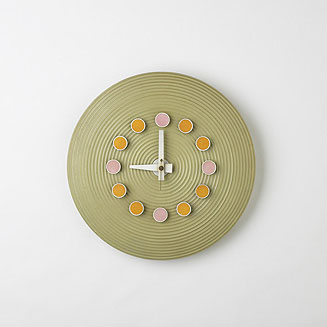 Wall clock di Wright